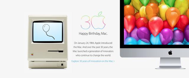 30th Anniversary